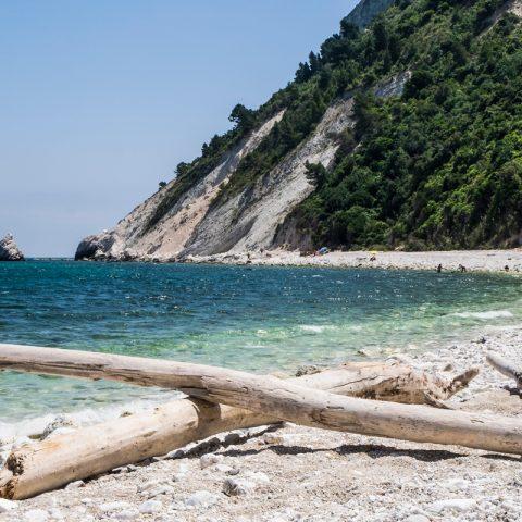 Spiaggia La Vela - Portonovo
