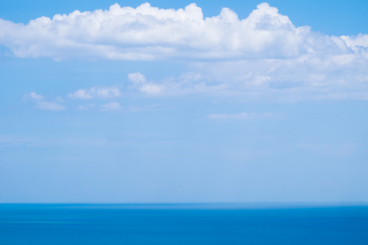 finestra sul mare - Sirolo Conero